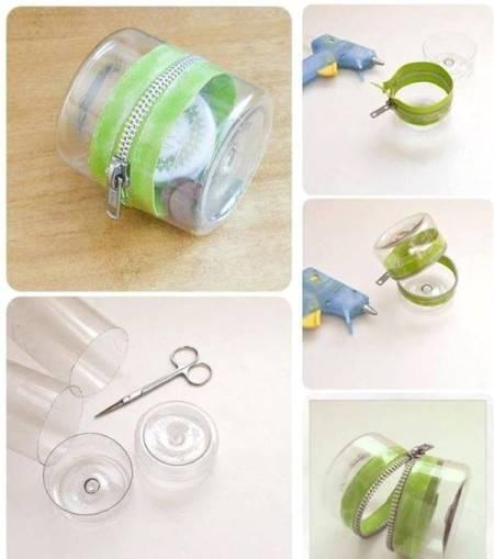 Оригінальні вироби з пластикових пляшок