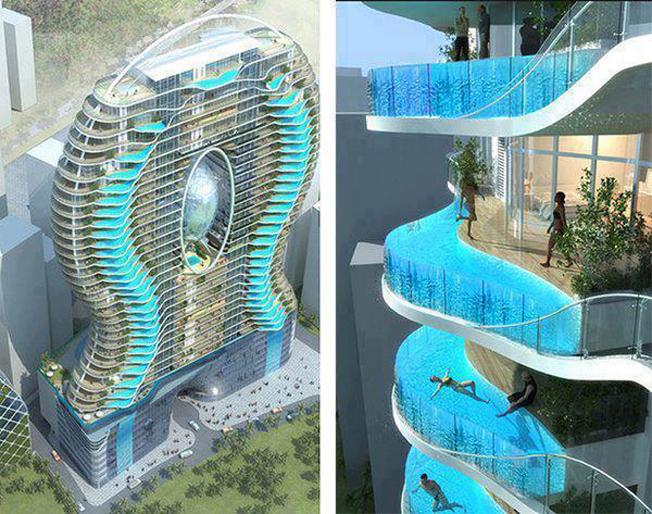 Лучшие балконы мира..