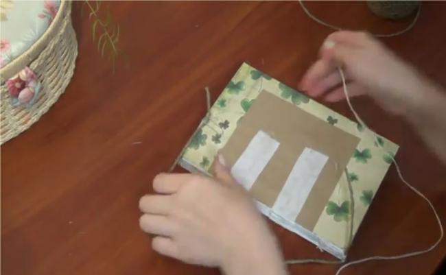 Как сделать блокнот с нуля Ярмарка Мастеров