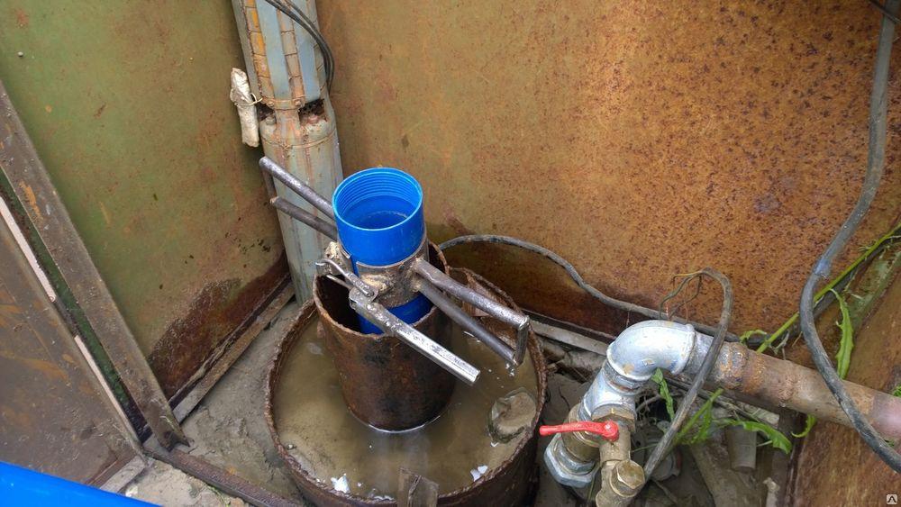 Ремонт воды своими руками 264