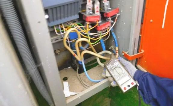 визуальный осмотр электроустановки на соответствие требованиям