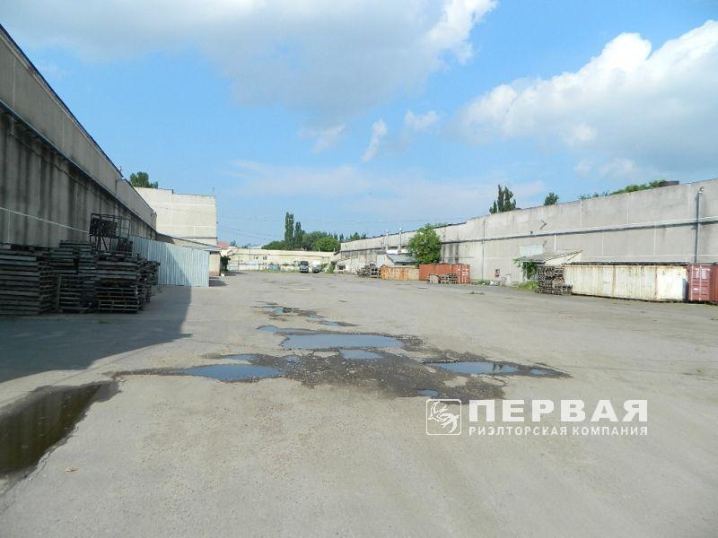 Складское помещение на ул. Моторная в г. Одессе