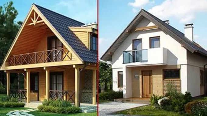 каркасный дом или кирпичный