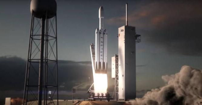 Falcon Heavy будет использоваться для доставки военных спутников США