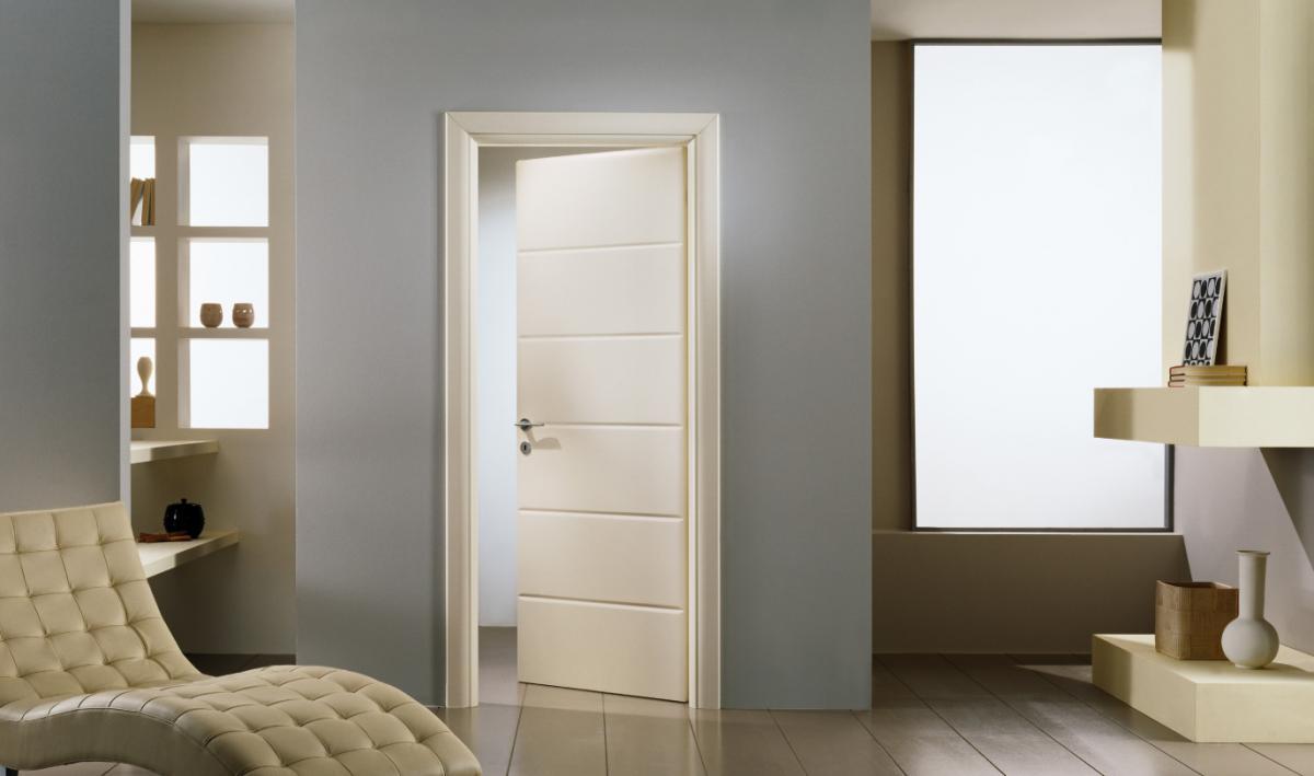 межкомнатные двери в современном стиле фото
