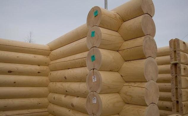 Бруски деревянные для строительства дома