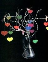 Дерево Валентинок