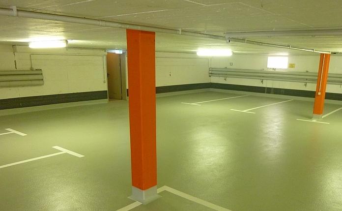 Високонаповнені підлогові покриття