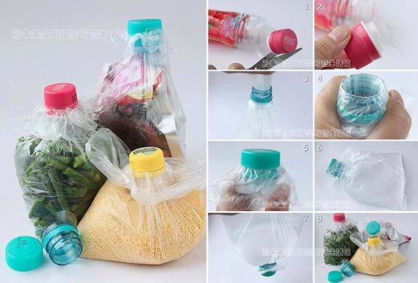 пластикові бутилки вироби