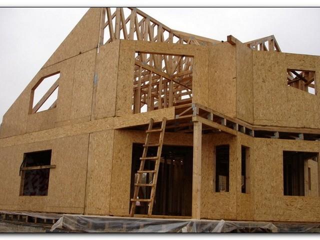 Технологии строительства деревянного каркасного дома