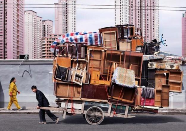 Пакуем вещи — намечен переезд
