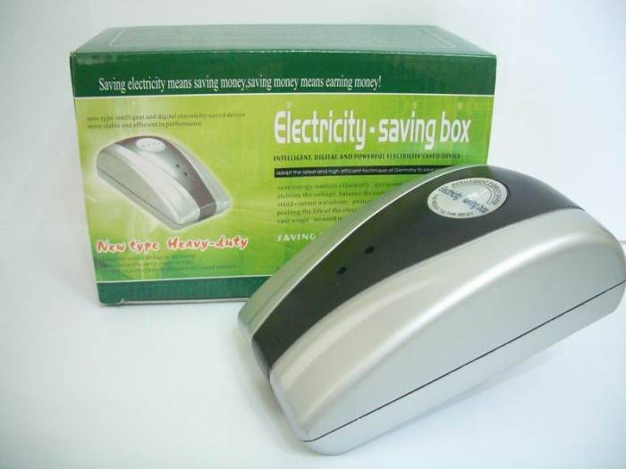 Electricity Saving Box2
