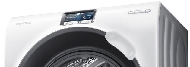 Стиральная машина Samsung может управляться дистанционно!!!