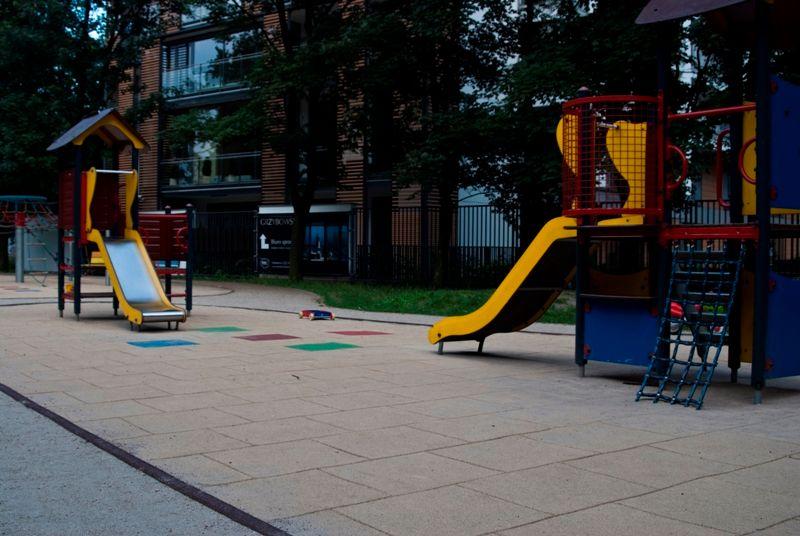 Детская общественная площадка: как описать и оценить?