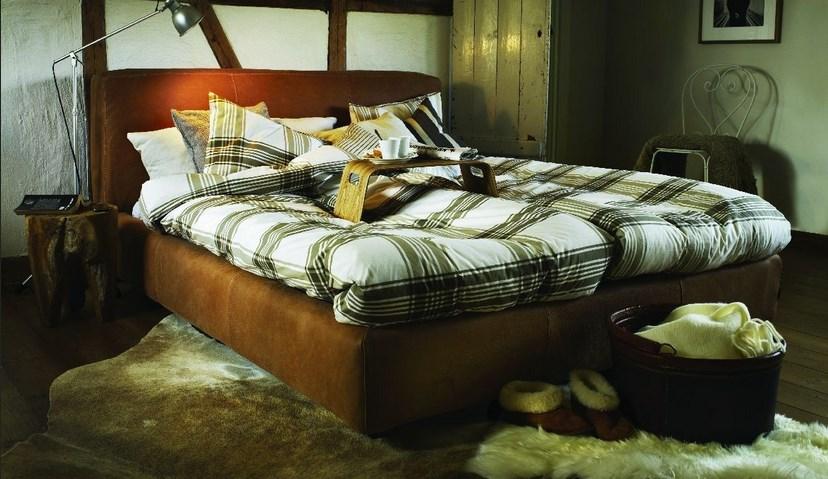 Кровать Бет с двустороним матрасом