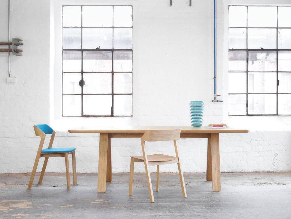 Мебель для столовой – смелые цвета и дизайн