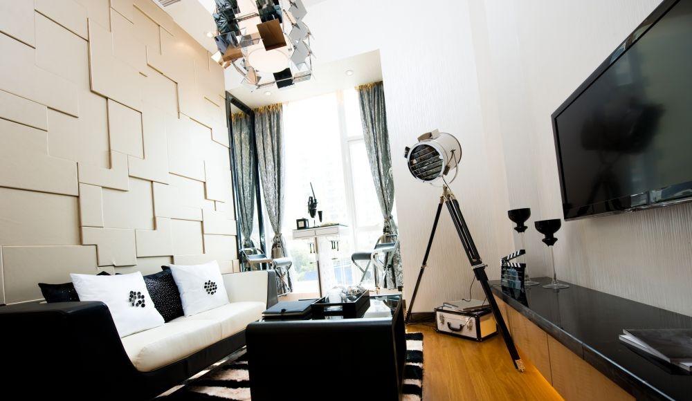Маленькая гостиная – как осветить?