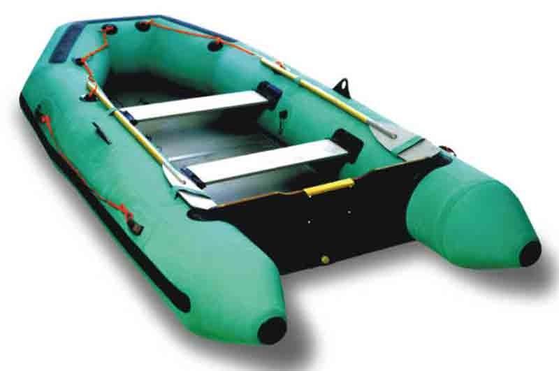 Как выбрать резиновую надувную лодку?