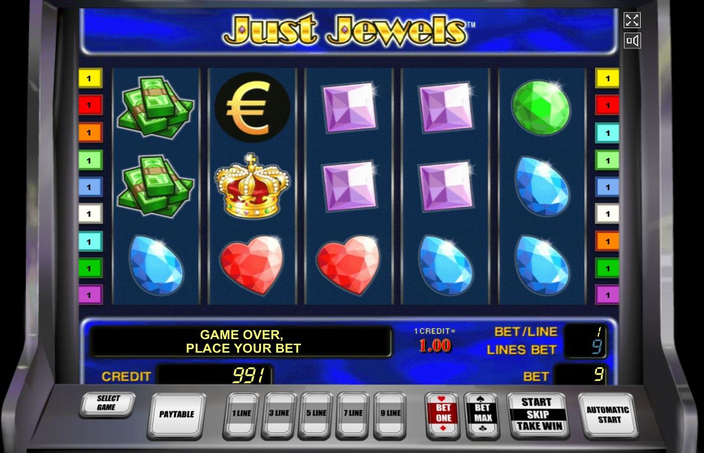 Игровой автомат Royal Treasures бесплатно и без регистрации