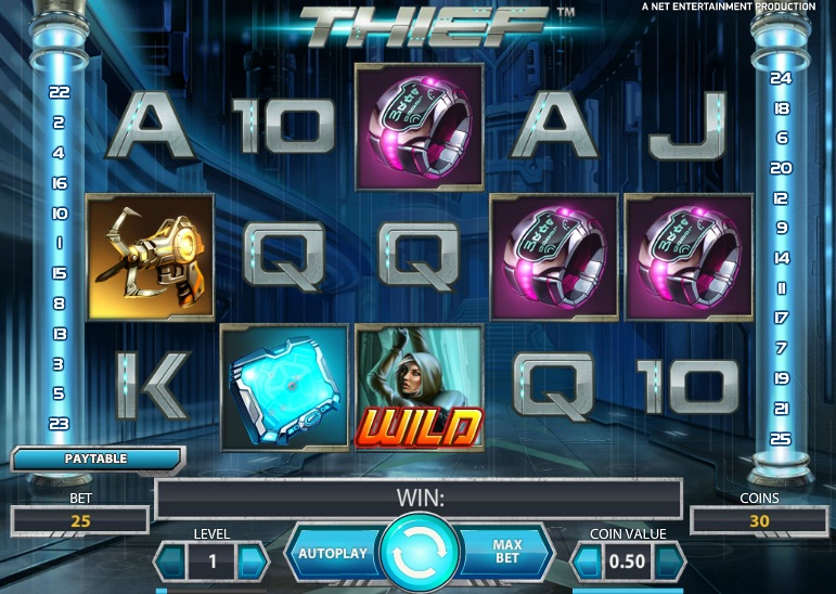 thief slot. фото