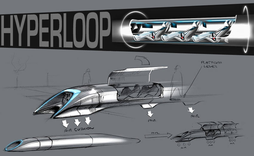 «HyperLoop» фото