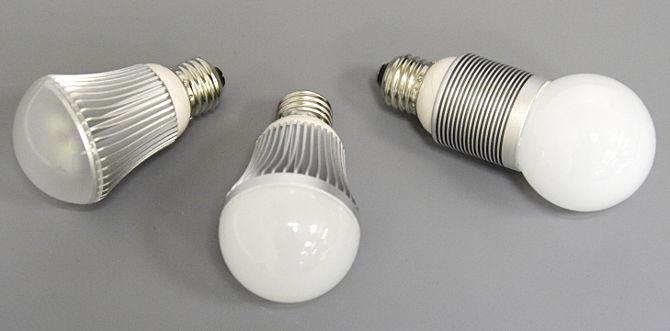 Вибір світлодіодного освітлення для промислових підприємств