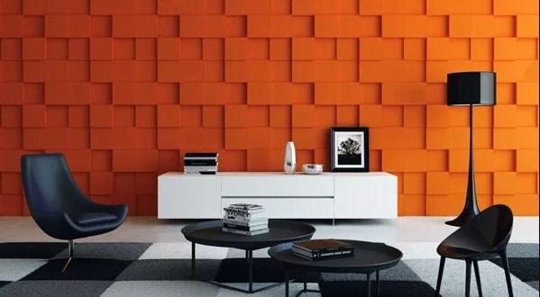 Идеи использования гипсовых панелей в доме или квартире