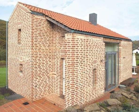 Отделка. Кирпичный фасад и его преимущества