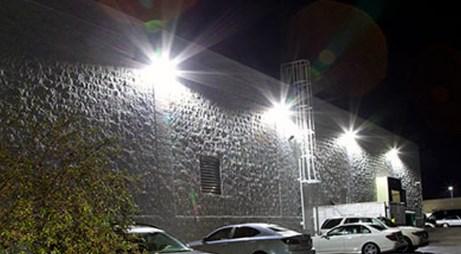 Уличные светодиодные прожекторы — применения, преимущества и выбор