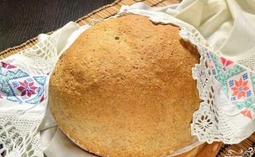 домашний хлеб фото