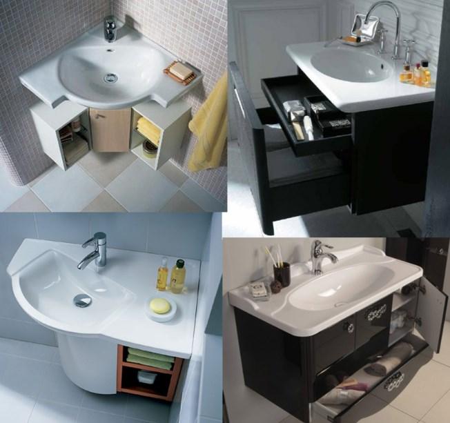 Умывальник и ванная комната