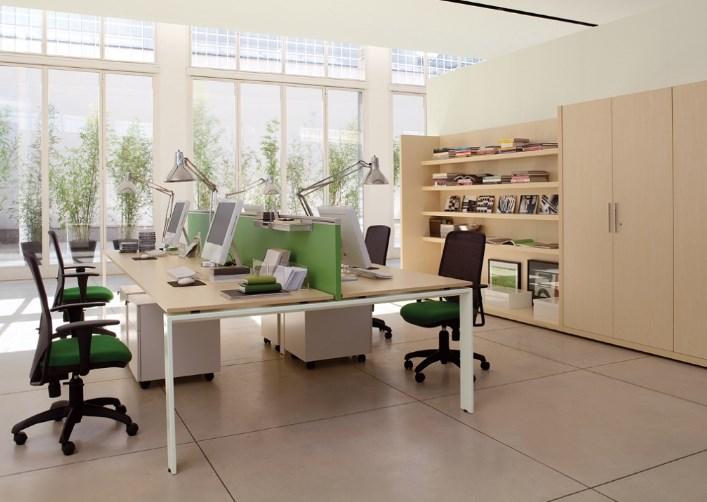 офисное освещение фото 2