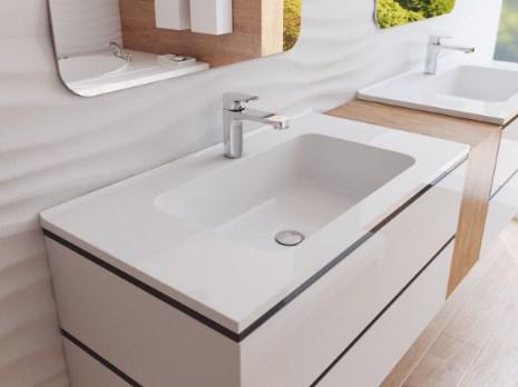 Виды и особенности раковин для ванной по способу установки