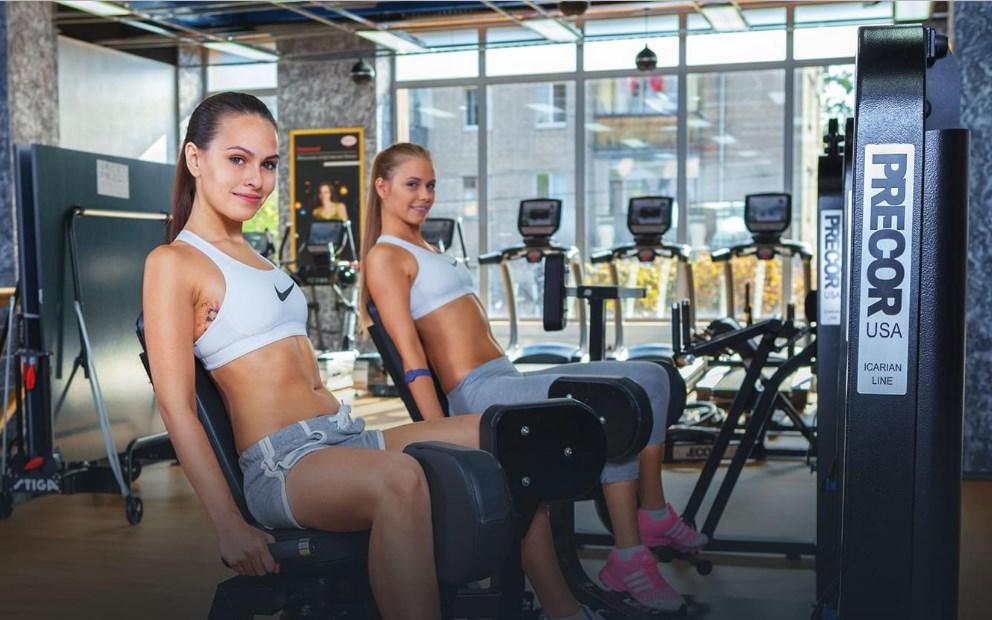 Фитнес-клуб в Харькове