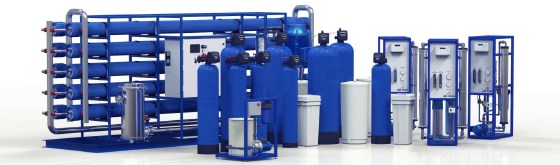 Промышленная водоочистка - система очистки