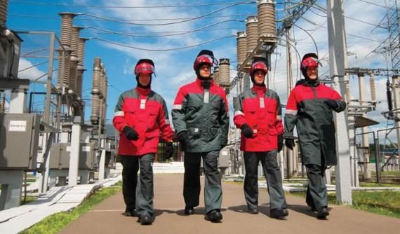 Рабочая одежда электрика