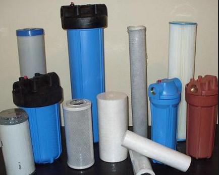 Фильтры водоочистки коттеджа