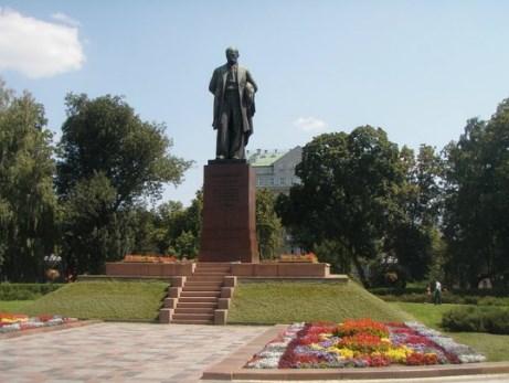 центральный парк киев