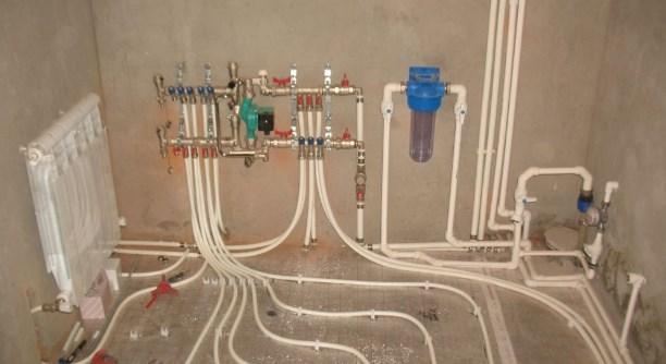 Tece водопровод