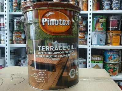 pinotex terrac oil