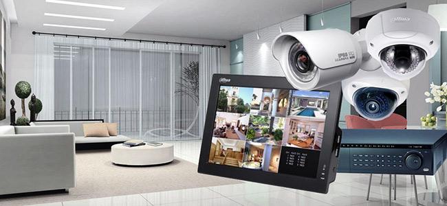 Как установить видеонаблюдение в квартире?