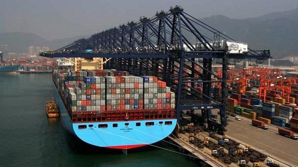 Доставка грузов из Китая в Украину морем
