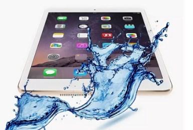 Ремонт iPad после попадания воды