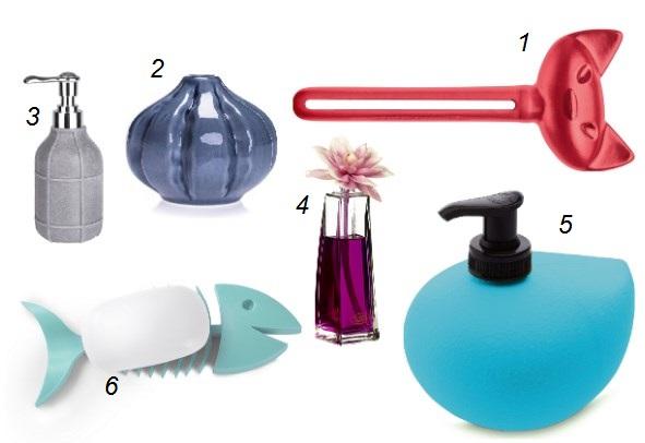 аксессуары для ванной для детей