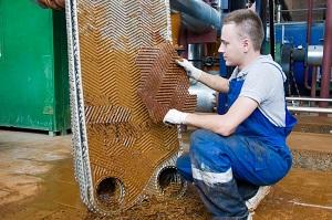 очистка котельного оборудования от накипи