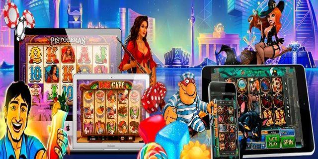 выбрать сайт для игры в автоматы онлайн