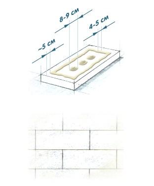 Крепеж пенопласта к стене фото