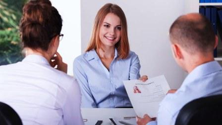 вакансии для девушек в Москве