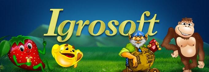 гровые автоматы бесплатно от Igrosoft фото