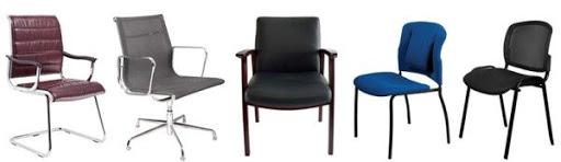 Какими должны быть стулья офисные для посетителей.